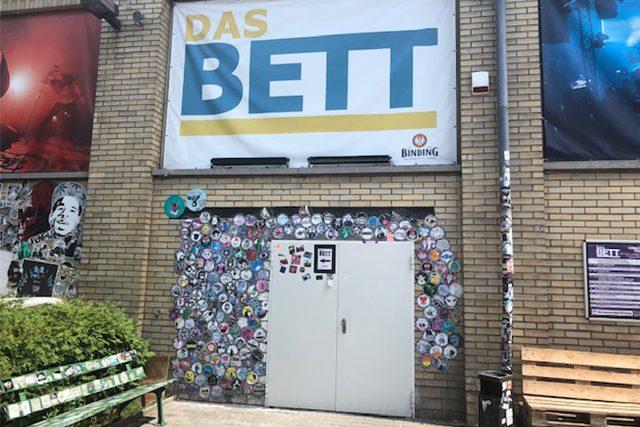 Club des Monats – Das Bett in Frankfurt