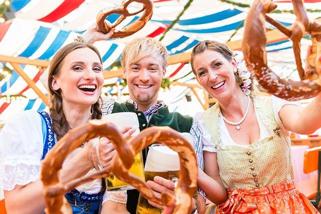Oktoberfest Lieder und Wiesn-Hits 2019