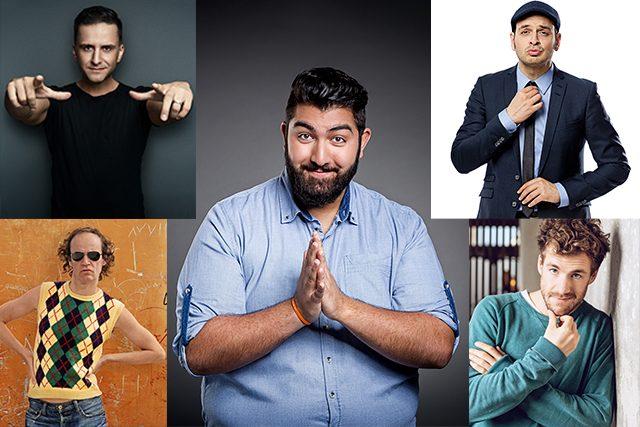 7 Top Comedians