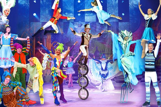 Circus On Ice Show