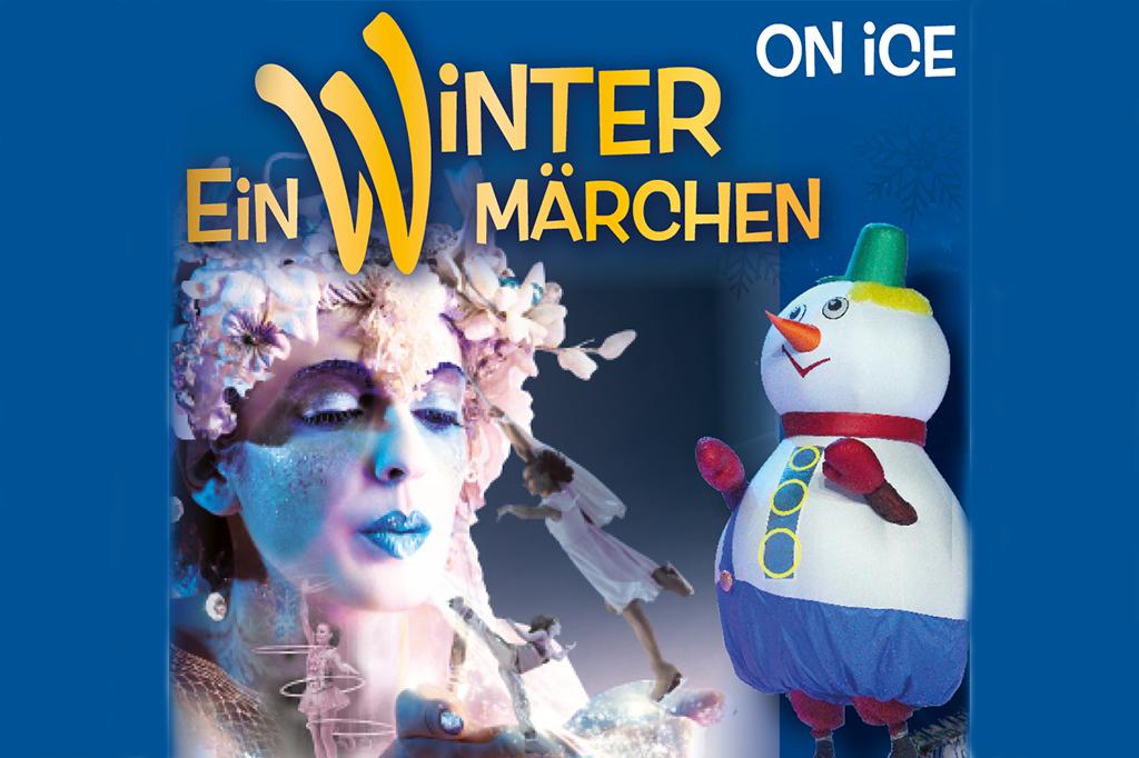 Ein Wintermärchen on Ice - Eiskunstlauf